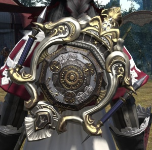The level 58 Astrologian weapon is really quite ornate