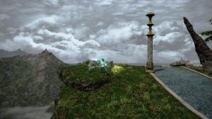Attuning the Idyllshire Aetheryte