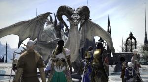 Heroic Virdofnir (sp?) in Ishgard.