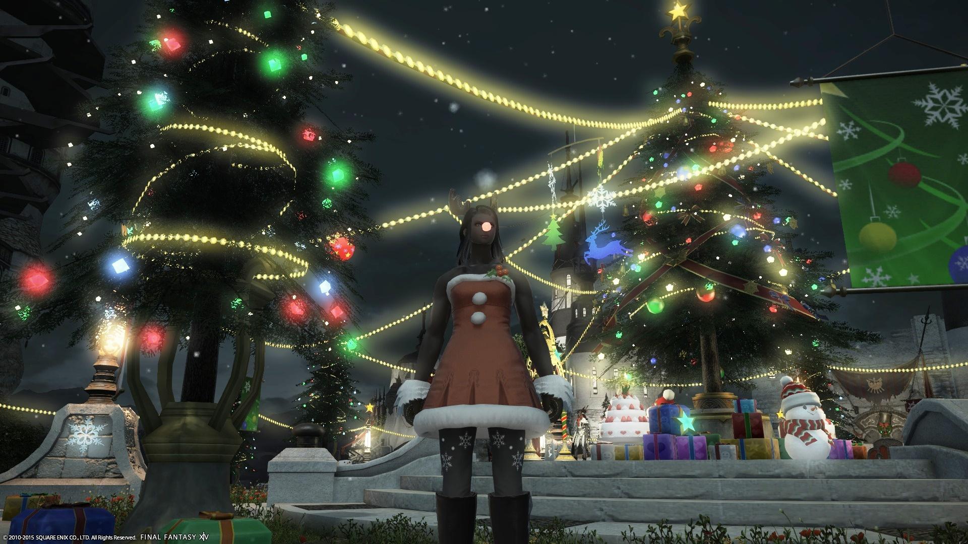FFXIV] Starlight Celebrations | Nomadic Gamers