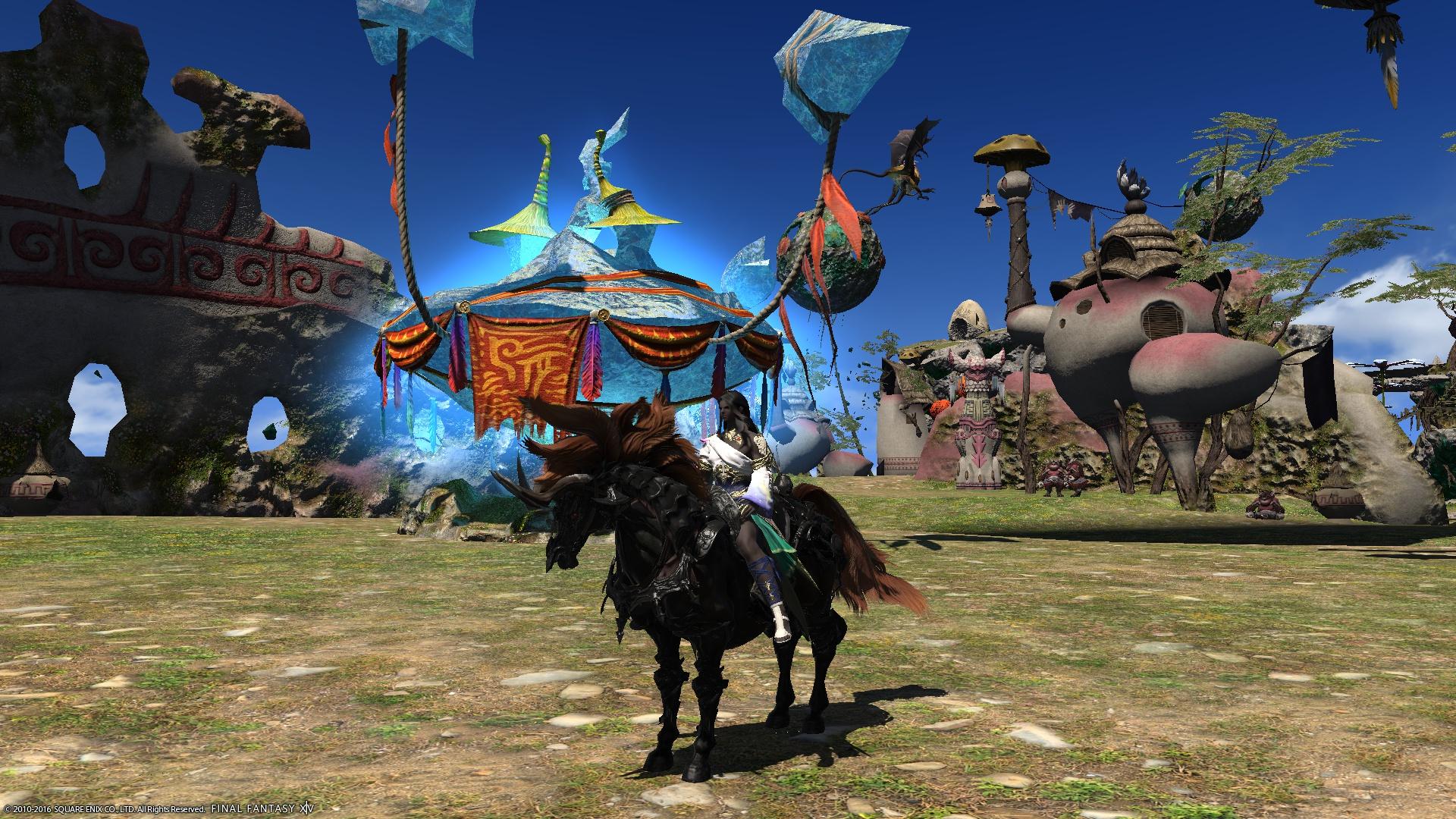 FFXIV] Melee Progress   Nomadic Gamers