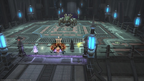 FFXIV] Baelsar's Wall and More | Nomadic Gamers