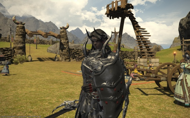 FFXIV] Dungeon Tank Gear 65, 67, and 70 | Nomadic Gamers