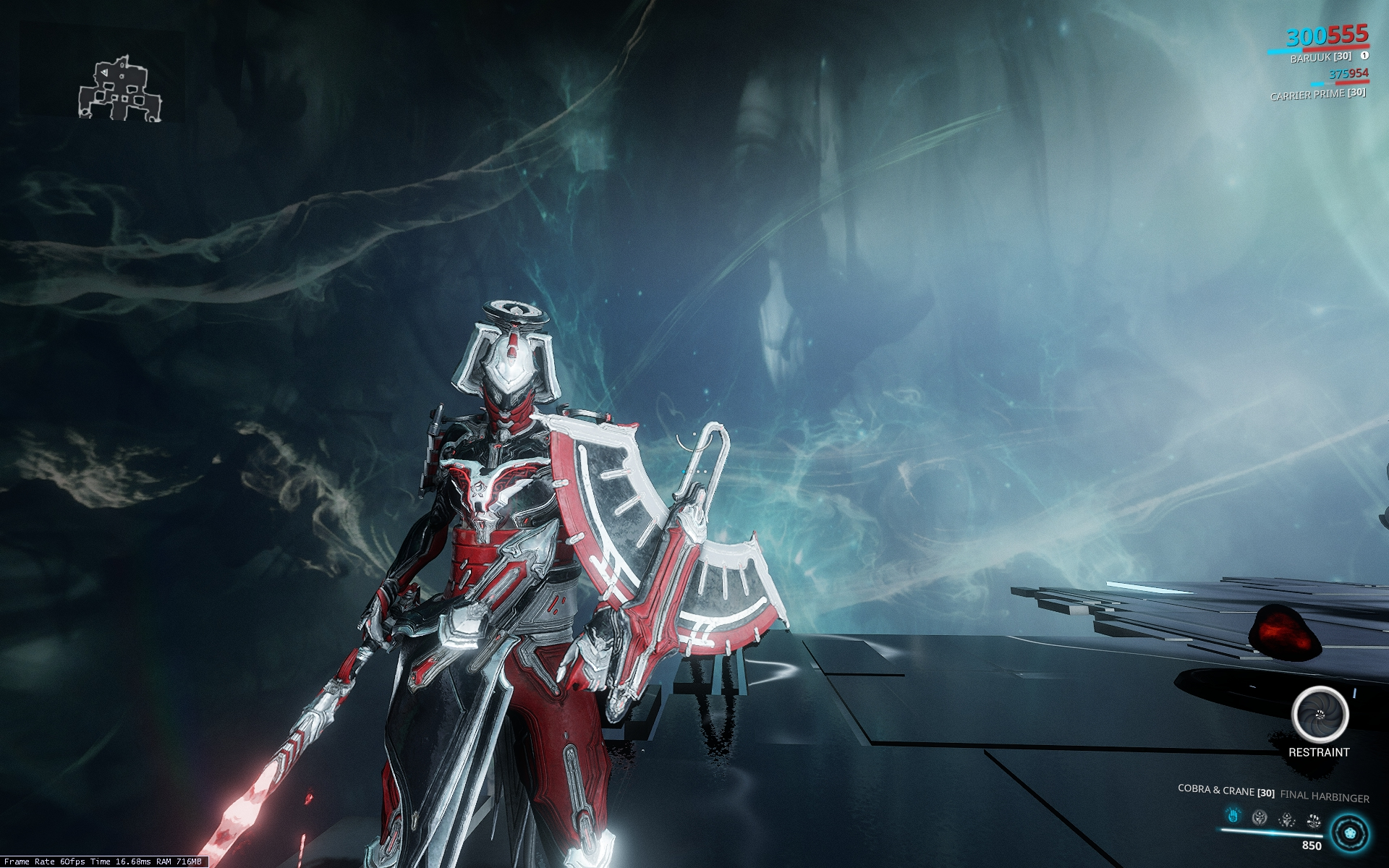Warframe Baruuk Nomadic Gamers Warframe baruuk the king of elite sanctuary onslaught! warframe baruuk nomadic gamers